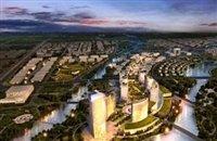 汽车产业新城内新增医院和学校,正在设计招标