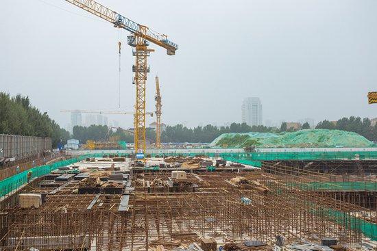 秦皇岛茂业中心售楼处开放 40万平米综合体即将认筹