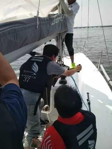 兴龙香玺海-一线海景房 业主航海体验日完美收官