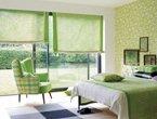 轻盈感黄绿色软装入驻 让家一秒露春颜