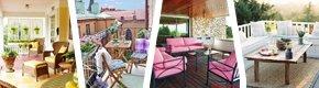 花小钱在阳台打造舒适空间