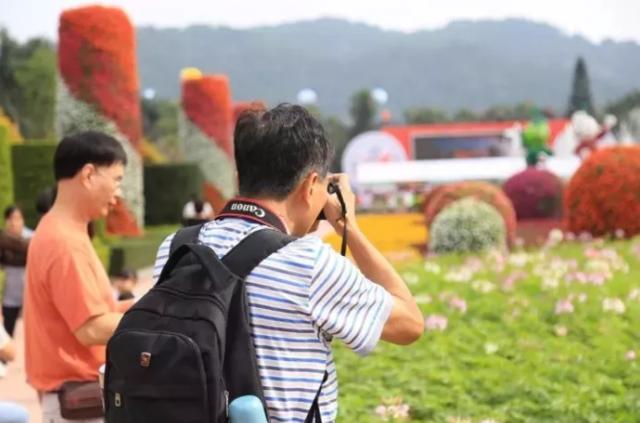漳浦农博会、花博会开幕一起来速来拍照