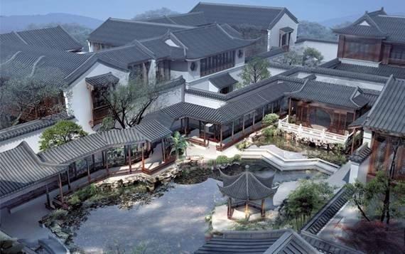2015最新中国10大超级豪宅排行榜