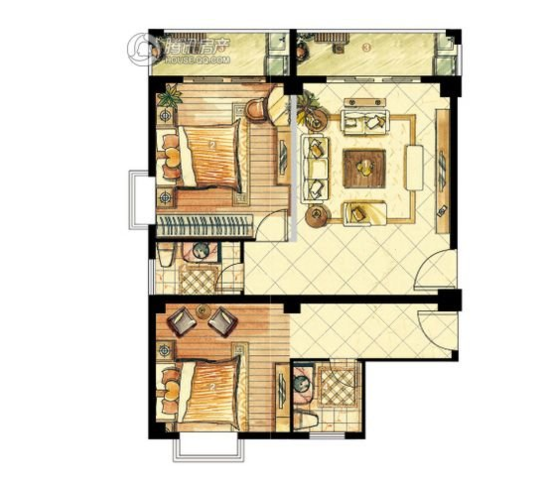 房价涨了不降 10万首付能在泉州买到什么样的房
