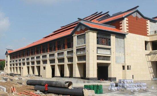 开元盛世广场£º鲤城商业大盘实景呈现 预计年底开业
