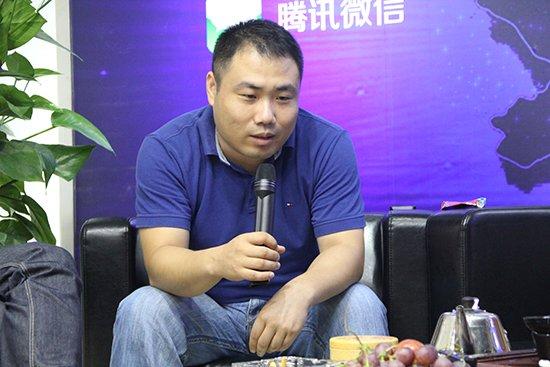 陈铭磊:即使相亲大会 客户也可能不买单