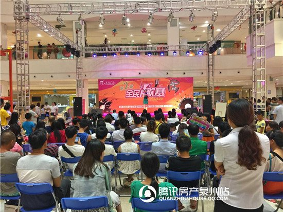 第二届宝龙全民K歌赛强势来袭 宝龙歌王荣耀诞生