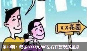 鲤城区在售现房盘点 均价8000元/©O