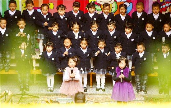 童心向党 歌声飞扬 迎新年合唱比赛开启_频道