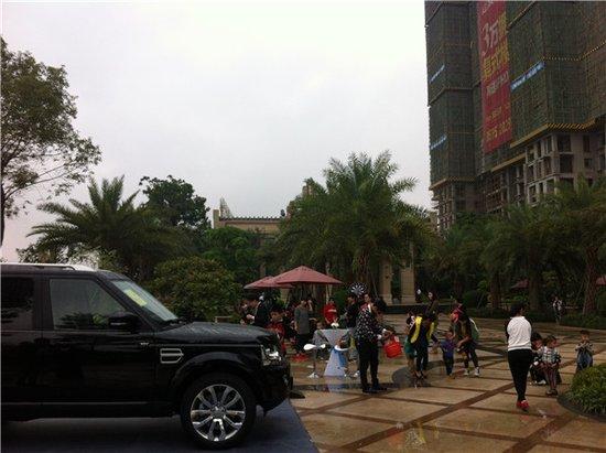 建发珑璟湾:建发捷豹路虎联合房车展示会震撼落幕