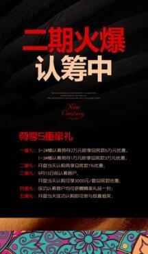 新天城市广场:二期92-209㎡新品 9月16日盛大公开