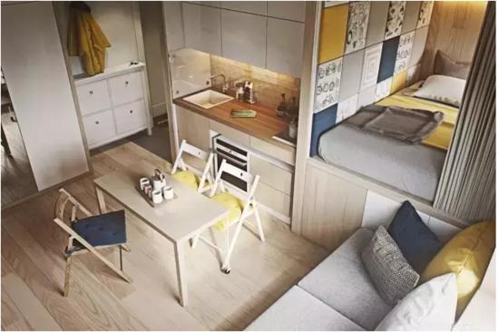 小户型室内设计£¬总有一个能够打动你£¡