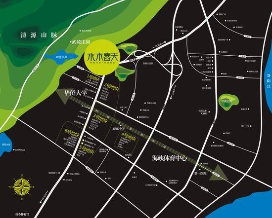 【中超水木春天】城东潜力新盘 2013年1月将开