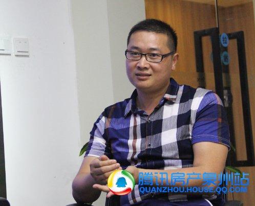 郑寿元:每年下半年高潮 晋江回乡买房高达30%