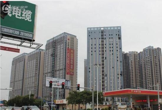 泉州中骏商城£º单身公寓7200元/平 享9.8折优惠