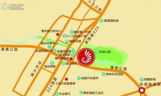 宏毅百汇广场:40-80平米街铺热销中 首期12万起