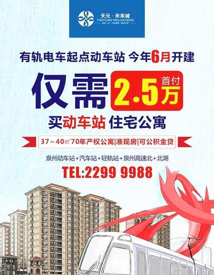 天元未来城£º37-40㎡单身公寓 首付仅2.5万£¡