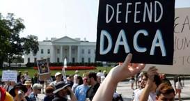 """愿意""""特赦""""DACA追梦者?特朗普:我这叫《爱的法案》"""