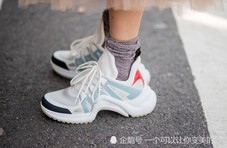 老爸运动鞋,扎堆出现时装周街头,越丑越潮?
