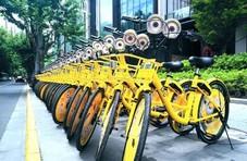 北京共享单车超可承受范围 停放混乱待解决