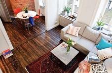 35�O小公寓, 惊叹可以无限扩大的小户型!