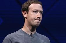 Facebook股价本周重挫13% 五年来最差一周