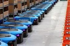 无人仓机器人订单猛增,菜鸟是大客户
