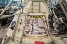美国宇航局最新的宇宙飞船内部原来是这个样子