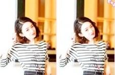 赵丽颖换了个发型,网友却都说她整容了