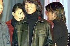 谢霆锋王菲旧照曝光,两人19年前原来这么甜蜜!