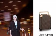 LV 香奈儿 范冰冰江疏影最爱的旅行箱还有它