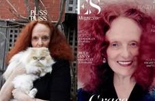 爱猫如命的时尚女魔头,连LV都要陪她玩