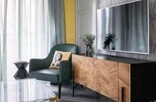 130�O现代轻奢美式风,餐厅这样设计超赞!