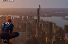 PS4《蜘蛛侠》演示:复仇者大厦现身
