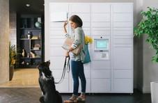 亚马逊在全美推出快递储物柜服务