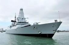 """媒体:说好的,""""英法联军""""巡航南海呢?"""