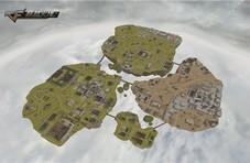 CF新版本上线 世界杯足球模式新地图