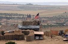 美军被曝在叙利亚建新军事基地 紧张局势再升温