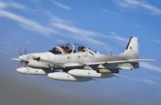 美海军证实白沙靶场A-29事故中一名飞行员遇难