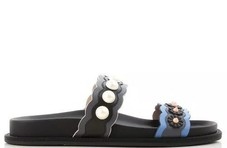 不穿拖鞋枉夏天,又时髦又舒适的脚下搭配术