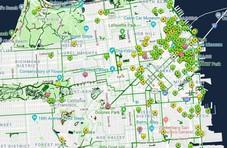 在旧金山等城市,共享滑板车快要统治街头了