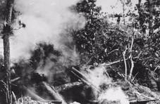 山河带砺:远征军火力强大,日军被震成白痴