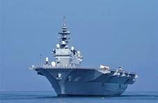 日本4艘直升机航母,进入罕见的全部战备状态