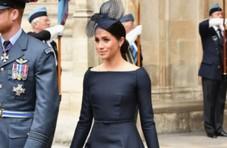 """穿衣开销太大?梅根婚后两月遭英媒痛批""""浪费"""""""