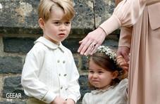 原来夏洛特小公主才是真正的时尚带货小女王