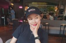 韩国女星朴嘉熙三年生俩,老大老二同框好有爱