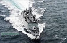 """大邱级护卫舰:承载韩国海军现代化的""""希望"""""""