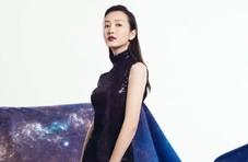 王鸥粉色T恤+长裤亮相,36岁嫩回18岁少女