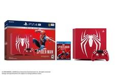 超酷!《蜘蛛侠》限定PS4 Pro主机公开