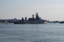 俄罗斯黑海舰队旗舰将大修 但海军搞升级还缺钱